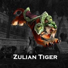 Buy Zulian Tiger Mount WoW Boost | A for ARMADA