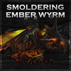Buy Smoldering Ember Wyrm Flying Mount WoW Boost | A for ARMADA