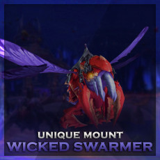 Buy Wicked Swarmer Mount Boost | WoW Carries