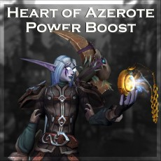 Buy Heart of Azeroth Level HoA WoW Boost | A for ARMADA